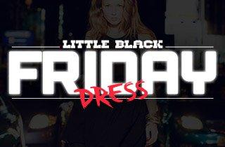 Little Black (Friday) Dress
