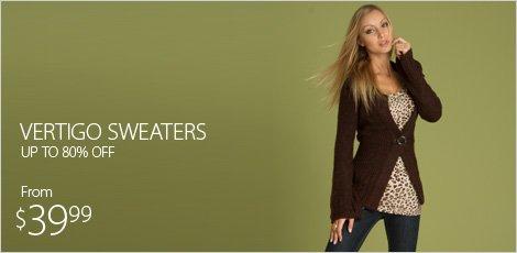 Vertigo Sweaters