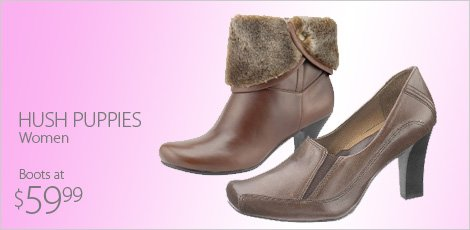Hush Puppies for Women