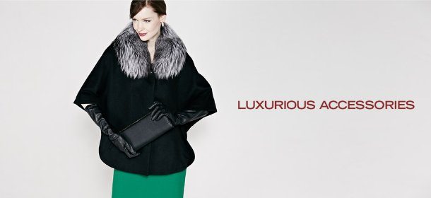LUXURIOUS ACCESSORIES, Event Ends November 28, 9:00 AM PT >