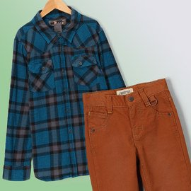 Boys at Play: Apparel