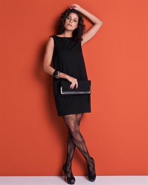 Vipart Solid Color Dress