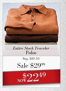 Traveler Polos