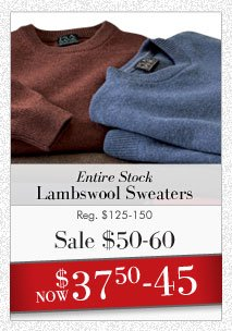 Lambswool Sweaters