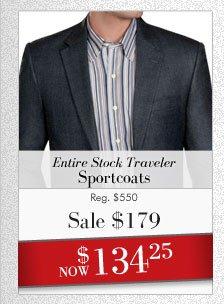 Traveler Sportcoats