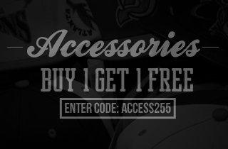Accessories: Buy 1, Get 1 Free
