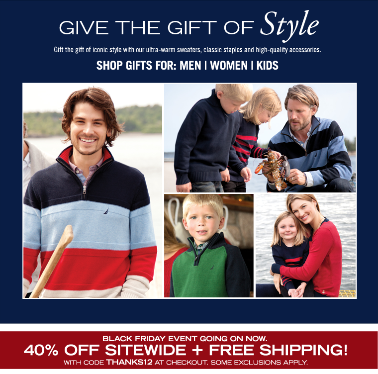 Give the Gift of STYLE