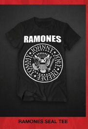 RAMONES SEAL TEE