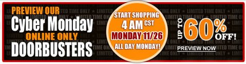 Preview Cyber Monday