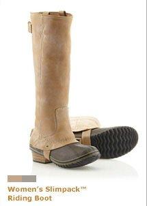 Women's Slimpack™ Riding Boot