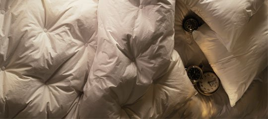All About Down:Comforters, Duvets, & Pillows