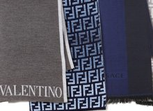 Layer On Luxe   Winter Scarves by M Missoni & More