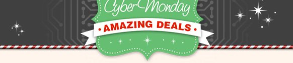 Zazzle's Cyber Monday Sale starts NOW!