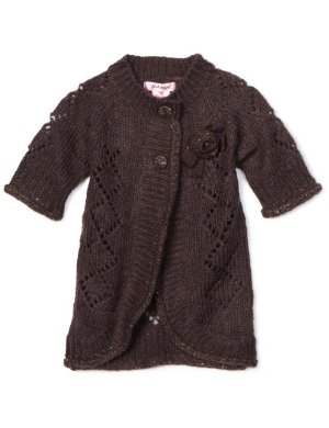 Pink Angel <br/> Short Sleeve Cardigan