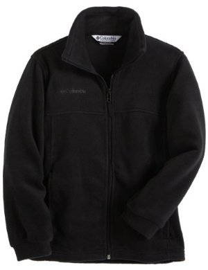 U.S. Polo Association <br/> Polar Fleece Jacket With Taslan Trim