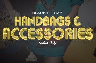 Handbags + Accessories