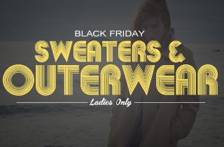 Sweaters + Outerwear