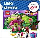 Lego playsets