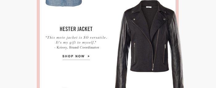 Hester Jacket