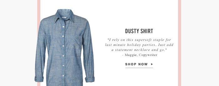 Dusty Shirt