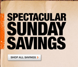 Spectacular Sunday Savings
