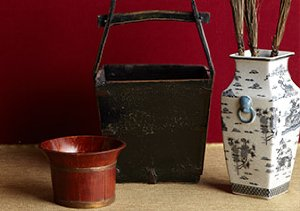 From the Countryside: Rustic Asian Décor