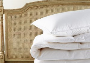 Winter Must-Have: Down Bedding