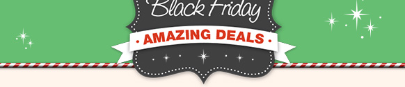 It's Black Friday - You've got 10 HRS to save!