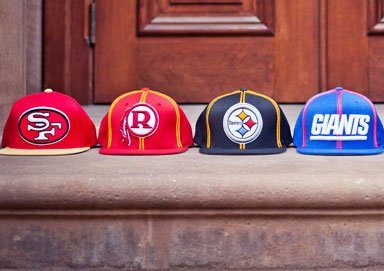 Shop Sports & Street-Style Snapbacks