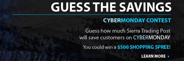 Cyber Monday Giveaway!