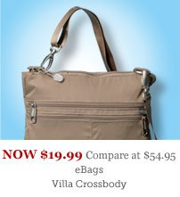 eBags Villa Crossbody