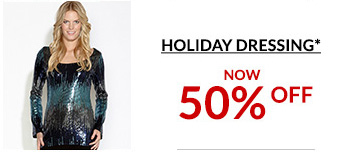Shop Holiday Dressing