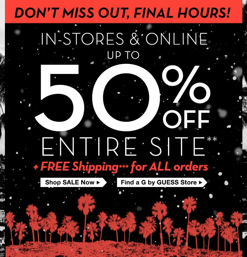 Free Shipping Ends Soon!!!***