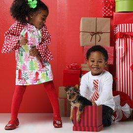 Happy Holidays: Apparel & Accessories