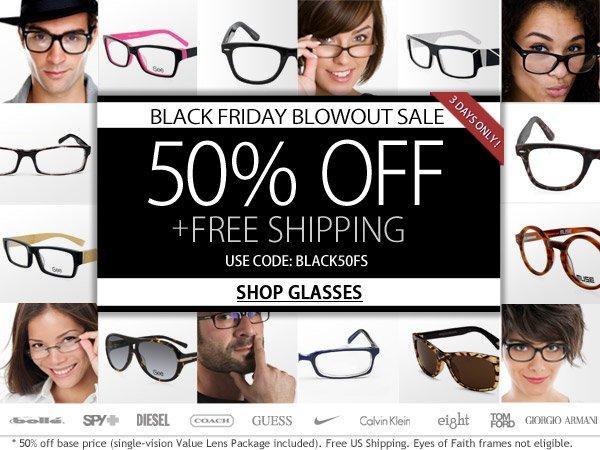 Black Friday Blowout Sale - STOREWIDE!
