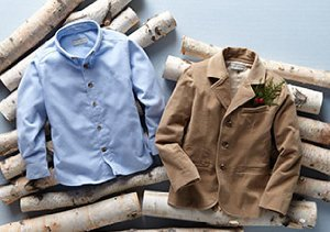 Darcy Brown London:  Collection for Little Boys