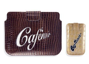 Cafenoir iPod, iPad Cases Sale Made in Italy