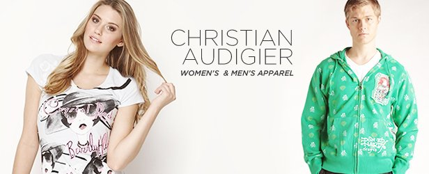 Christian Audigier brands Ed Hardy and Paco Chicano for Him and Her
