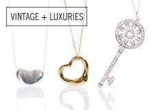 Luxe Gifts Tiffany Estate Jewelry