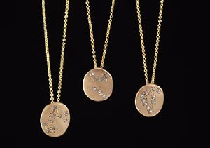 Back by Popular Demand: Zodiac Necklaces