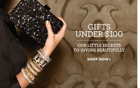 Gifts under $100: Our little secret to giving beautifully Shop Now