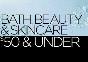 Bath, Beauty & Skincare Under $50