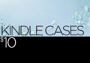 Kindle Cases: $10