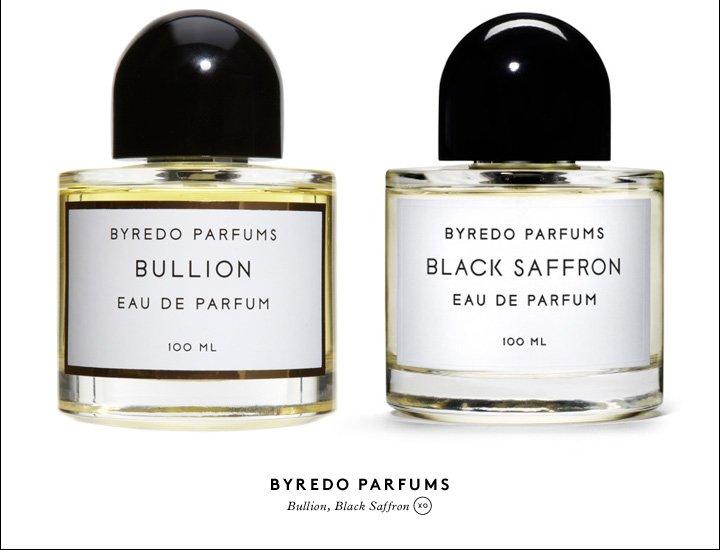 Shop fine fragrances by Byredo.