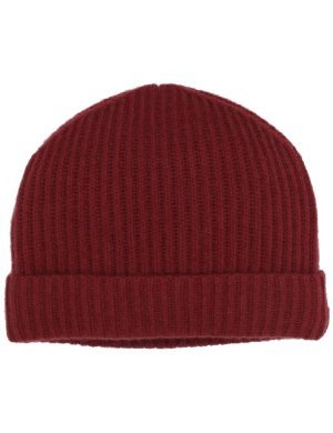 Williams Cashmere <br/> Solid Knit Hat