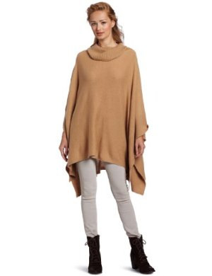 Sofie <br/> Cowl Neck Poncho Sweater