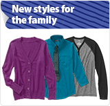 New styles for the family
