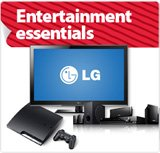 Entertainment essentials
