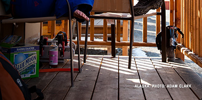 ALASKA. PHOTO: ADAM CLARK