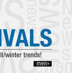 Season New Arrivals shop men>